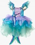 New Girls Kids Mermaids Costume Dress Cosplay Sea Princess