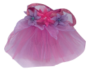 Fairy Bag Organza Flower Bag Pink and Lilac