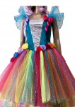 Adult Women's My Little Pony Rainbow Dash Costume Inspired Adult