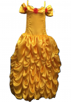 Adult Belle Dress Costume Inspired, Adult Princess Bell