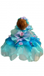 Babies, Toddlers, Girls Fairy Dress Costumes Blue Heaven