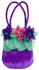 Fairy Bag Flower Purple